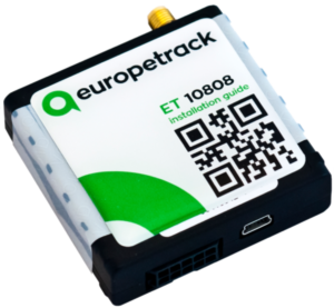 EuropeTrack GPS tracker