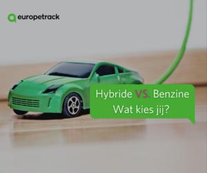 toename hybride auto's