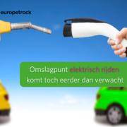elektrisch rijden goedkoper