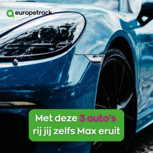 snelle elektrische auto